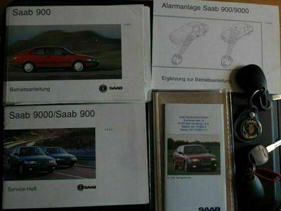 gebraucht Saab 900 II Turbo-Coupe