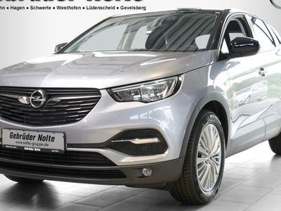 gebraucht Opel Grandland X 1.2 Turbo Innovation KAMERA NAVI EU6