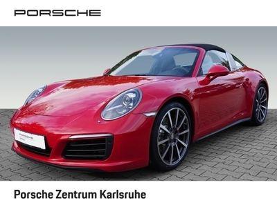 gebraucht Porsche 911 Targa 4S 991 Bi-Xenon PDLS Sportabgasanlage