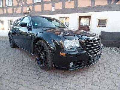 gebraucht Chrysler 300C 6.1l*SRT8*XENON*TEILLEDER*PDC*20ZOLL*TEMP*KLIMAAUT