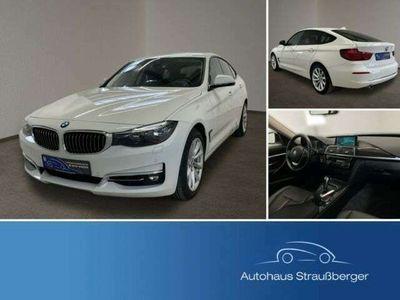 gebraucht BMW 318 Gran Turismo d Aut. Navi HuD AHK QI HiFi Kz NP:61.000€