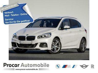 gebraucht BMW 225 Active Tourer Steptronic M Sport Aut. PDC