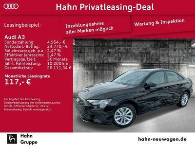 gebraucht Audi A3 Limousine MMI Navi Plus, PhoneBox, soundsyste als Limousine in Schorndorf