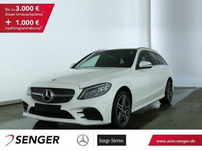 gebraucht Mercedes C300 C300 TD 4M