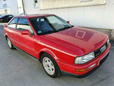 gebraucht Audi 80 Coupé Quattro 2.3 5 Zylinder II. H...