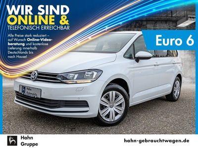 gebraucht VW Touran Trendline 1.6TDI EU6 Navi Sitzh Tempo PDC MFA