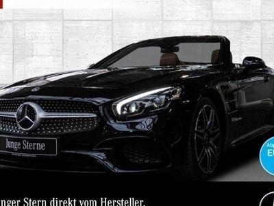używany Mercedes SL500 AMG Magic Sky Harman COMAND Distr+ ILS LED
