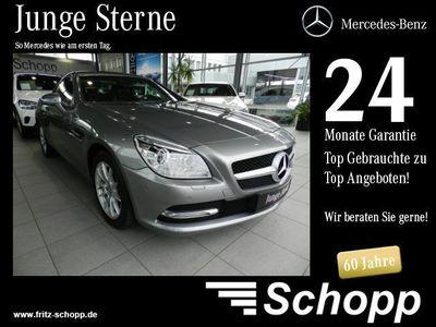 gebraucht Mercedes SLK200 NAVI ILS/ Bi-XENON PANORAMA LEDER 7G PTS