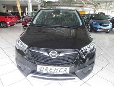 gebraucht Opel Crossland X HAPPY EXKLUSIVE/Navi ParkGo Sitzheiz