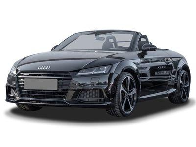 gebraucht Audi TT Roadster 2.0 TFSI Q 3x S LINE LED NAVI+