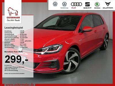 gebraucht VW Golf VII GTI VII 2.0TSI 245PS DSG ACC.LE LED Navi Automatik Keyless Sportsitze Bremsass