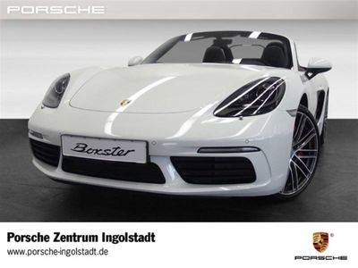käytetty Porsche 718 Boxster S