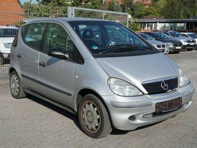 gebraucht Mercedes A140 L Klima Sitzheizung 8xRäder el.Fenster