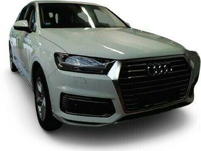 gebraucht Audi Q7 Q7e-tron TDI Q PANO MATRIX KLIMA/MASSAGESITZE