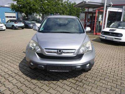gebraucht Honda CR-V 2.2i CTDi DPF Elegance+AHK+usw.