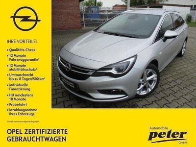 gebraucht Opel Astra ST 1.6 Turbo Innovation 200PS Klima/BC