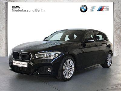 gebraucht BMW 118 i 5-Türer EU6 Aut. M Sport LED Navi HiFi PDC
