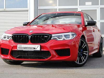 gebraucht BMW M5 MCompetition xDrive