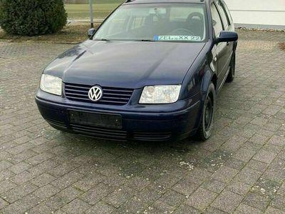 gebraucht VW Bora Variant 1,9 TDI TÜV 01/23 Baustellenfahrzeug