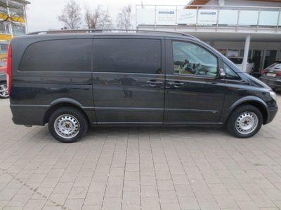 gebraucht Mercedes Viano 2.2 CDI lang/7-Sitzer/Scheckheft!!!