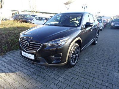 gebraucht Mazda CX-5 Sports-Line D175 Autom. AWD Leder / Bose / 8-fach bereift