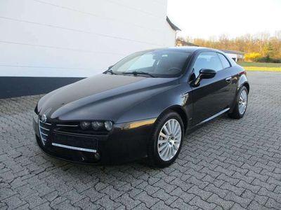 gebraucht Alfa Romeo Brera Brera 3.2 JTS V6 24V Q4 Sky View-WENIG KM !