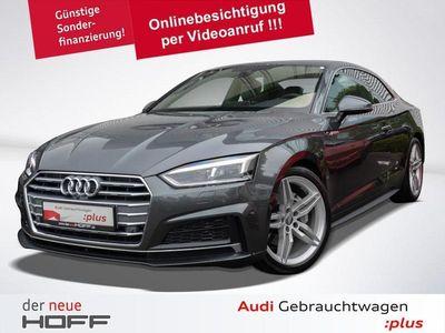gebraucht Audi A5 2.0 TDI sport S line Matrix Kamera Leder