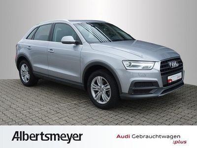 gebraucht Audi Q3 Design 2.0 TDI XenonPlus Navi -connect Einparkhilfe Tempomat Fernlichtassis.