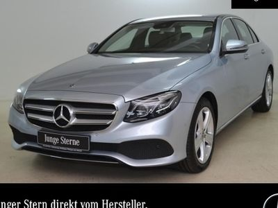 gebraucht Mercedes E350 4MATIC Limousine