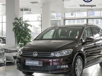 gebraucht VW Touran 1.4 TSI DSG Highline NAVI LED 7-Sitzer PDC