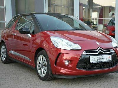 gebraucht Citroën DS3 VTi 95*Alcantara*PDC*AAC*Tempomat