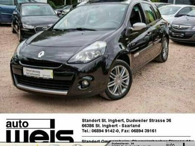 gebraucht Renault Clio III 1.2 16V TCe 100 Night and Day