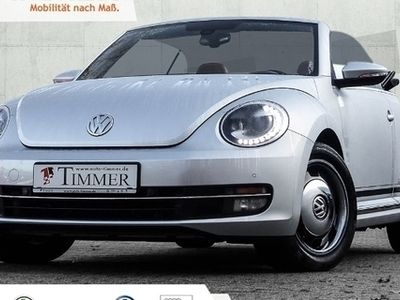 gebraucht VW Beetle Cabrio 2.0 TDI Cup*XENON*FENDER SOUNDSYST