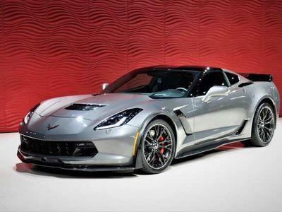 """gebraucht Corvette Z06 3LZ Coupe*PERFORMANCE*CARBON*20""""LM*HUD*"""
