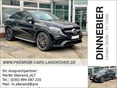 gebraucht Mercedes GLE63 AMG S AMG Coupe 4Matic Gebrauchtwagen, bei Autohaus Dinnebier GmbH