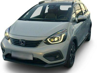gebraucht Honda Jazz Jazz Hybrid 1.5 Executive Crosstar Zweifarb.