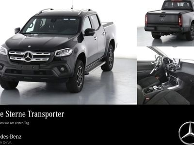 gebraucht Mercedes X250 d 4M PROGRESSIVE EDITION 360°/NAVI/LED/AHK