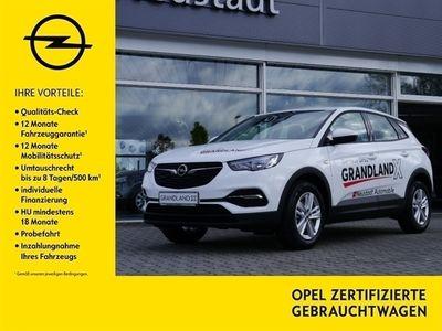 gebraucht Opel Grandland X Edition Klima, Einparkhilfe (PDC), S