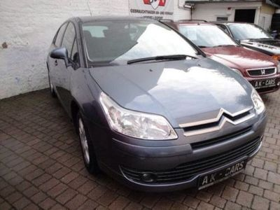 gebraucht Citroën C4 1.6 HDi FAP