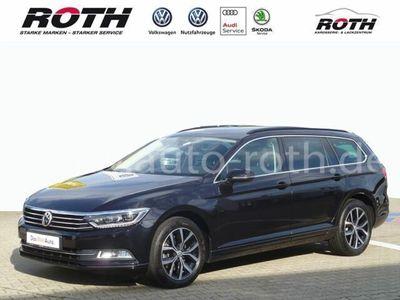 gebraucht VW Passat Variant Comfortline, LED, Navi