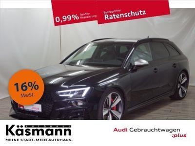 gebraucht Audi RS4 Avant SPORT AGA+VMAX 280+AHK+B&O+ACC