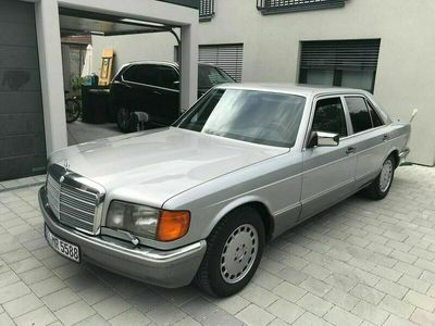gebraucht Mercedes 300 SE Automatik Klima Nürnberg