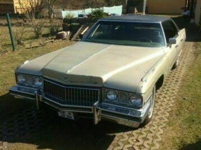 gebraucht Cadillac Deville Sedan7,7l - V8