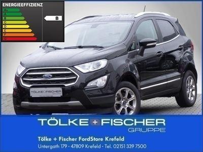 gebraucht Ford Ecosport Titanium 1.0 EcoBoost EU6d-T
