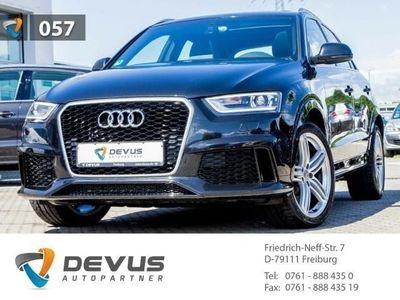 gebraucht Audi RS3 RS Q3 2.5 TFSI quattro Xenon+ Navi PDC GRA BOSE