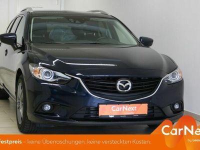 käytetty Mazda 6 2.2 Kombi Skyactiv-D Sports-Line Bi-Xenon