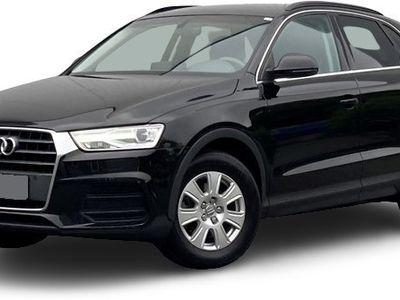 gebraucht Audi Q3 Q32.0 TDI s-tronic basis Xenon Navi Bluetooth