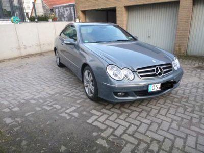 gebraucht Mercedes CLK320 Coupe CDI Avantgarde