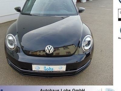 usado VW Beetle 2.0 TDI Design KLIMA XENON ALU