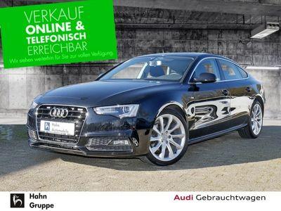 gebraucht Audi A5 Sportback 2.0TDI EU6 S-line Navi Tempo Climat